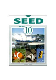 英語教材<br>『SEED BOOK10』<br>第3期第2学年用